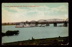 Official Fredericton, NB projects thread - Page 144 Bridges, Train, Street, Projects, Log Projects, Roads, Strollers, Trains