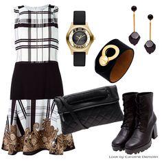 Estampando a vida! Veja post completo em www.carolinedemolin.com.br #personalstylist #personalstylistbh #consultoriademoda #consultoriadeimagem #imagem #identidade #moda#fashion #fashionblogger #estilo #style #trend #tendencias #looks #lookdodia #lookoftheday #shoes #bags #acessorios #lovebags #loveshoes #fendi #lelisblanc #schutz #marcjacobs #ivanasalume  www.carolinedemolin.com.br