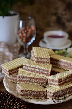 Wanilia i Kardamon: Domowe wafelki z kakaową masą Bread, Blog, Brot, Blogging, Baking, Breads, Buns