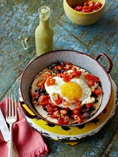 Quick Mexican breakfast | Jamie Oliver