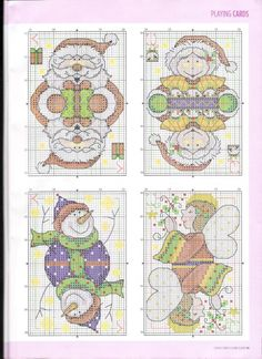 Gallery.ru / Фото #1 - Cross Stitch Card Shop 087 - bangel98