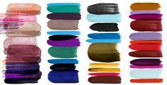 Kristina Klarin Colour files