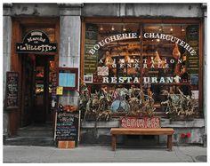 Old Town Montreal de Nokilux1