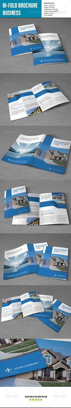 Bifold Brochure for Design Studio- 4 Pages Studios, Brochures - studio brochure