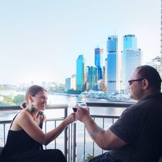 Celebrating Our Anniversary With A Staycation in Brisbane