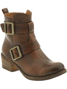 buckle boot 295.00