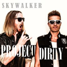 """""""Skywalker"""" by Project Dirty was added to my Discover Weekly playlist on Spotify"""