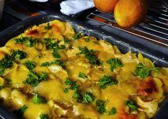 Patate con mozzarella e rucola, un contorno di patate al forno | Ricette di ButtaLaPasta