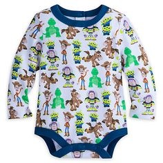 Disney Toy Story Cuddly Bodysuit for Baby Size MO Multi Disney Baby Clothes Boy, Cute Baby Clothes, Baby Disney, Baby Boy Outfits, Babies Clothes, Toy Story Onesie, Toy Story Baby, Toy Story Nursery, Disney Baby Nurseries
