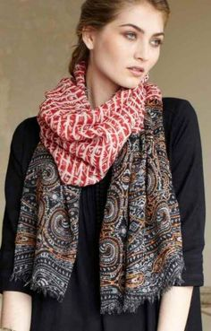 lovely scarf(s)