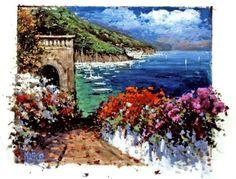 Path to the Beach New Words, Paths, Eye, Beach, Painting, The Beach, Painting Art, Beaches, Paintings