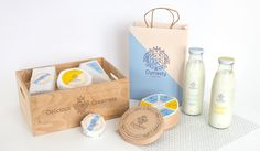 Dynasty Dairy Farm (Concept) on Packaging of the World - Creative Package Design Gallery
