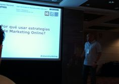 Nuestro CEO @alvaromarketing en el Congreso Nacional de PYMES celebrado en Valencia el pasado 19 de abril