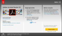 Adobe Acrobat Reader DC Türkçe PDF Okuyucu