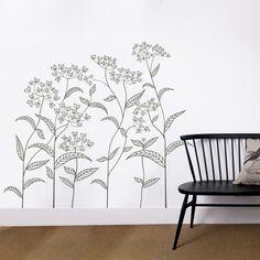 Interior Decor - removable wall stickers