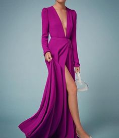 Elegant Outfit, Classy Dress, Pretty Dresses, Beautiful Dresses, Prom Outfits, Looks Chic, Bridesmaid Dresses, Prom Dresses, Event Dresses