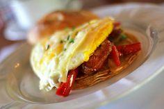 Chorizo Rösti at Breakfast at Antonio's, Tagaytay City, Cavite