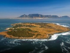 Robben Island - World Heritage Site, Cape Town, South Africa