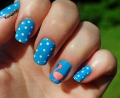 Do you like her use of the nail art pen? (via @Kayleigh Wiles O'Connor)