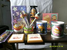 Mixed Lot of Garfield Items