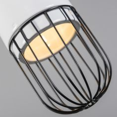 Pendant Lamp Porcelana 2 Black
