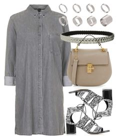 """Untitled #4026"" by style-by-rachel ❤ liked on Polyvore featuring мода, Boutique, Senso, ASOS, Steve Madden и Chloé"