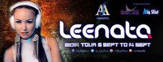 Тур по Индии сентябрь 2014 #DJane #Leenata #September #India #Tour #2014 http://m.youtube.com/watch?v=VPsdurRtbWI