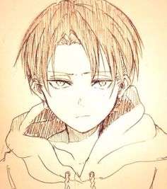 Attack on Titan / Shingeki no kyojin : Little Levi (Rivaille)