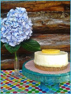 Pinneapple Cake - Tarta Helada de Piña