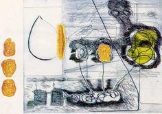 Obras de Luis Gordillo - Colecciones de Arte