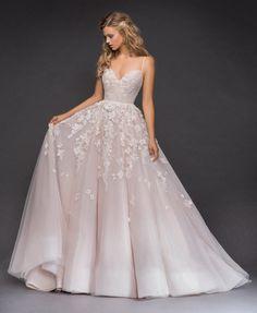 Drop-dead Gorgeous Spring 2018 Hayley Paige Wedding Dresses