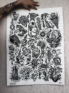 ink my body