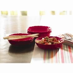 Pavillion Berry Pasta Bowls....set of 4....regular price: $69.95...click on picture for more details....WE SHIP ANYWHERE IN U.S.