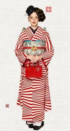 お正月・初詣はカジュアルな着物でお出かけはいかが? - NAVER まとめ