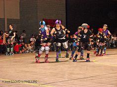 Spokane Lilac City Rollergirls
