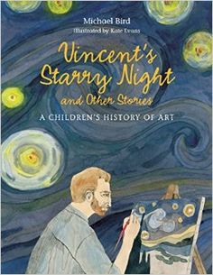 Michael Bird takes 40,000 years of art and works by 68 artists, telling the story of each in an engaging, meaningful way that children and adults will enjoy. An important book, perfectly geared for a young audience, for an education in art, culture and the human experience.