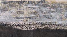 etapa de creación de arte para bufandas...