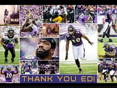 Thank you Ed. You'll be missed...