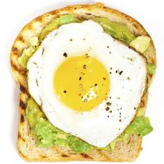 Avocado Eggy Toast: The Perfect Post-Workout Meal