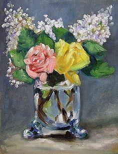 Manet. Beautiful painting. B.