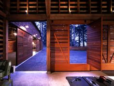 Equipment Shed | Charles Rose Architects