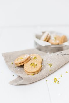 Montagsbäckerei - Plätzchen trifft auf Pistazie « Marylicious Marylicious