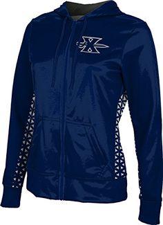 ProSphere Men/'s Xavier University Camo Fullzip Hoodie XU