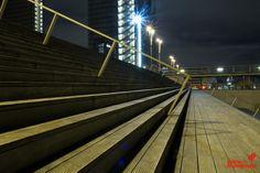 Cours photo de nuit à Bercy