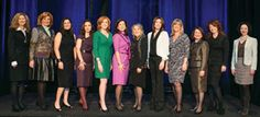 2012 Women to Watch Are No Exception. Each year, the annual gathering brings together leaders of achievement and generosity.