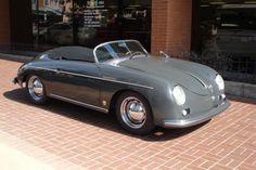1957 Porsche 356 Convertible