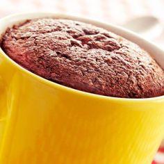 Schoko mugcake vegan