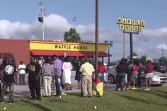 Black Womans Violent Arrest at Alabama Waffle House Was Justified Police Say