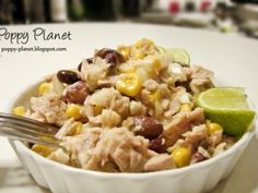 Healthy Salad Recipes, Love Food, Potato Salad, Macaroni And Cheese, Oatmeal, Cooking Recipes, Breakfast, Ethnic Recipes, Parmesan