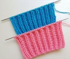 Patrones de Tejido Gratis - Principal Knitting Stitches, Knitting Patterns Free, Free Knitting, Stitch Patterns, Crochet Patterns, Knit Crochet, Accessories, Embroidery, Design